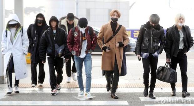 Tranh cãi dàn sao Hàn đổ bộ sân bay sáng nay: NCT 127 sang Việt Nam, Yoochun tù treo vẫn sang Thái dự fanmeeting - Ảnh 5.
