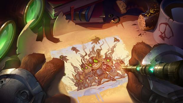 Riot hé lộ chế độ Một Cho Tất Cả sắp trở lại, game thủ hào hứng - Tới lúc quẩy 5 Yuumi rồi anh em  - Ảnh 2.
