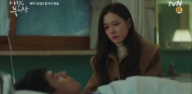 Hyun Bin nổi khùng mắng sa sả Son Ye Jin mải mê đu trai không bay về Hàn Quốc ở tập 7 Crash Landing On You - Ảnh 3.