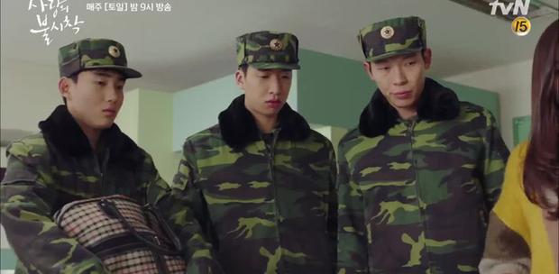 Hyun Bin nổi khùng mắng sa sả Son Ye Jin mải mê đu trai không bay về Hàn Quốc ở tập 7 Crash Landing On You - Ảnh 8.