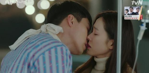 Hyun Bin nổi khùng mắng sa sả Son Ye Jin mải mê đu trai không bay về Hàn Quốc ở tập 7 Crash Landing On You - Ảnh 7.