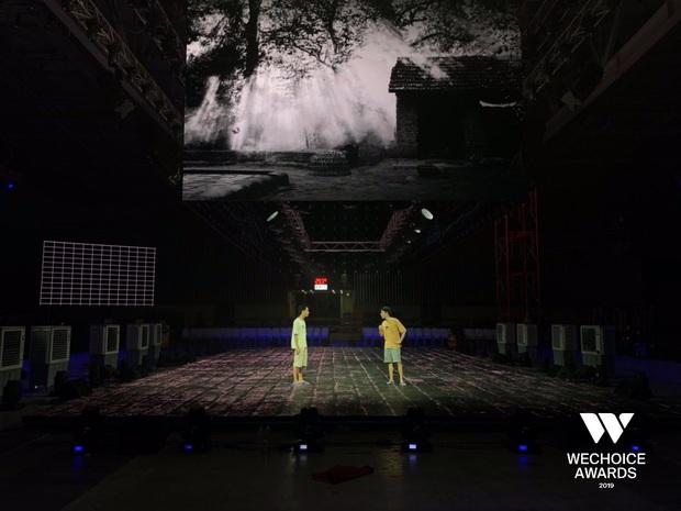 1977 Vlog mang... tông lào lên sân khấu tổng duyệt WeChoice, hứa hẹn lần đầu trình diễn live cực kì đặc sắc! - Ảnh 4.
