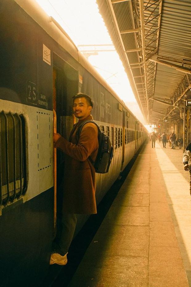 """Hành trình 10 ngày khám phá Ấn Độ tự túc của travel blogger Lý Thành Cơ, đất nước này có """"đáng sợ"""" như mọi người vẫn nghĩ? - Ảnh 4."""