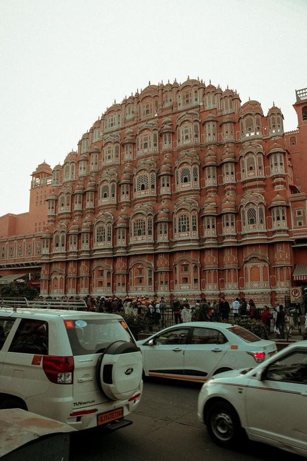 """Hành trình 10 ngày khám phá Ấn Độ tự túc của travel blogger Lý Thành Cơ, đất nước này có """"đáng sợ"""" như mọi người vẫn nghĩ? - Ảnh 11."""