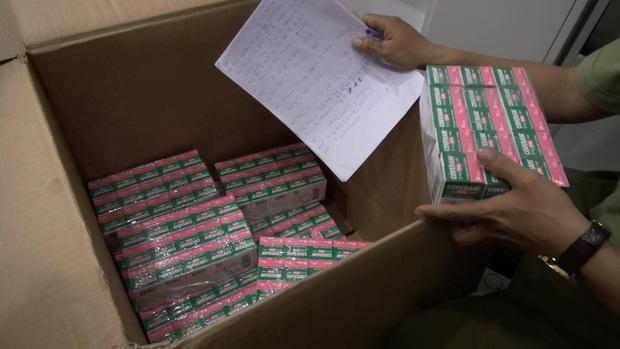 Phát hiện lô hàng thuốc tân dược nghi nhập lậu cực khủng trị giá 3 tỷ đồng ở Sài Gòn - Ảnh 5.