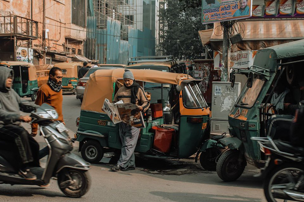 """Hành trình 10 ngày khám phá Ấn Độ tự túc của travel blogger Lý Thành Cơ, đất nước này có """"đáng sợ"""" như mọi người vẫn nghĩ? - Ảnh 7."""