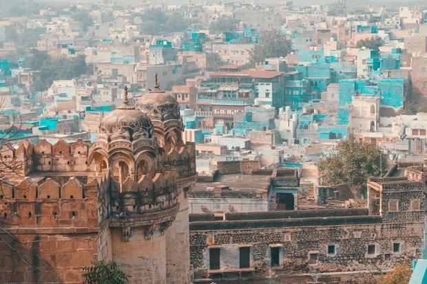 """Hành trình 10 ngày khám phá Ấn Độ tự túc của travel blogger Lý Thành Cơ, đất nước này có """"đáng sợ"""" như mọi người vẫn nghĩ? - Ảnh 6."""
