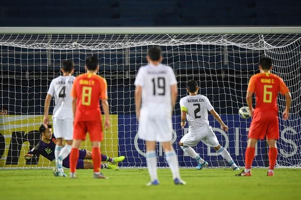 Cú sốc: Trung Quốc, Nhật Bản trở thành 2 đội đầu tiên bị loại ở vòng bảng U23 châu Á 2020 sau những thất bại ê chề - Ảnh 4.