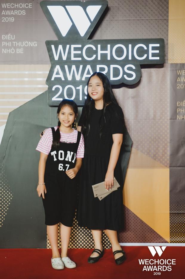 Những nhân vật truyền cảm hứng xuất hiện đầy xúc động cùng người thân tại Gala WeChoice Awards 2019 - Ảnh 3.
