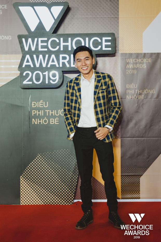 Dàn YouTuber đình đám đại náo thảm đỏ Gala WeChoice Awards 2019 - Ảnh 6.