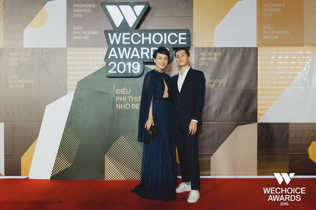 Dàn YouTuber đình đám đại náo thảm đỏ Gala WeChoice Awards 2019 - Ảnh 3.