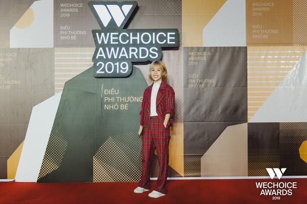 Dàn YouTuber đình đám đại náo thảm đỏ Gala WeChoice Awards 2019 - Ảnh 7.