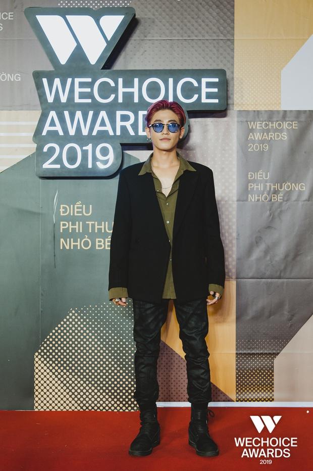 Dàn hot girl, hot boy đổ xô tới Gala WeChoice Awards 2019: Cả một bầu trời nhan sắc hội tụ! - Ảnh 8.
