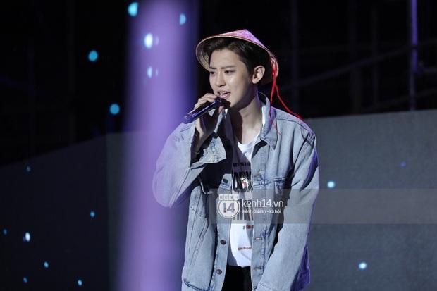 Chanyeol (EXO) đội nón lá nói anh yêu em ngay trên đất Việt, bảo sao fangirl Việt mất hết liêm sỉ tranh nhau nhận làm chồng! - Ảnh 3.