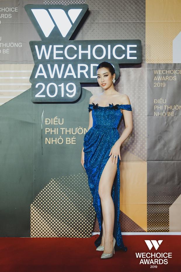 Thảm đỏ quy tụ nhiều Hoa hậu, Á hậu nhất Wechoice: Tiểu Vy, Đỗ Mỹ Linh siêu hot, Kỳ Duyên - Phương Nga dẫn theo người đặc biệt - Ảnh 5.