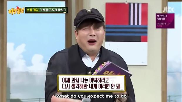 Shindong (Super Junior) bị ném đá khi chế giễu khả năng tiếng Hàn của em út (G)I-DLE  - Ảnh 2.