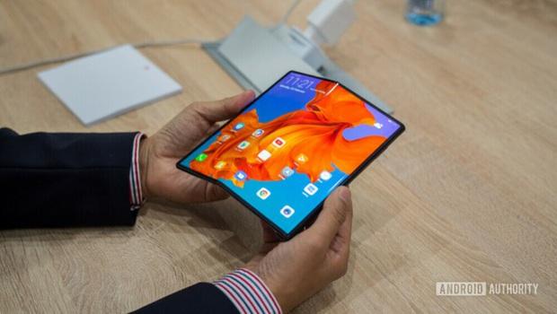 Sau Samsung, đến lượt Huawei tiết lộ thành tích smartphone màn hình gập Mate X - Ảnh 1.