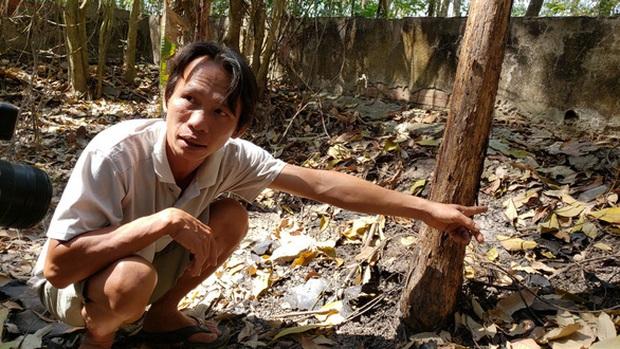 Vụ 9 bộ hài cốt ở Tây Ninh: Người chồng từng làm nghề bốc mộ, người vợ trách cháu sao phát hiện sọ người mà không báo với mình - Ảnh 2.
