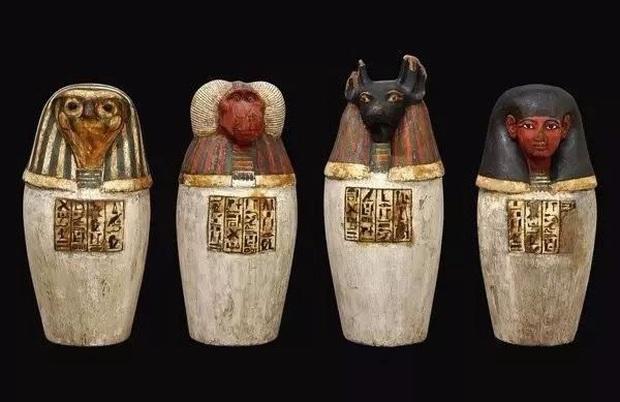 Quá trình ướp xác của người Ai Cập cổ đại: Kỳ công, mất hàng nghìn năm để tạo nên kỳ tích cho đời sau nhưng đầy bí ẩn - Ảnh 2.