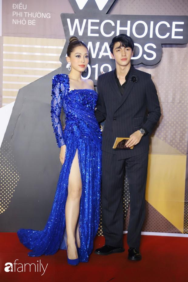 Không hẹn mà gặp, cả dàn Bông hậu đụng độ gam màu xanh hot trend ngay trên thảm đỏ WeChoice Awards 2019 - Ảnh 2.