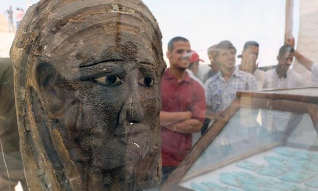 Quá trình ướp xác của người Ai Cập cổ đại: Kỳ công, mất hàng nghìn năm để tạo nên kỳ tích cho đời sau nhưng đầy bí ẩn - Ảnh 3.