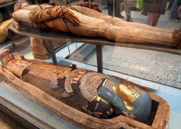 Quá trình ướp xác của người Ai Cập cổ đại: Kỳ công, mất hàng nghìn năm để tạo nên kỳ tích cho đời sau nhưng đầy bí ẩn - Ảnh 4.
