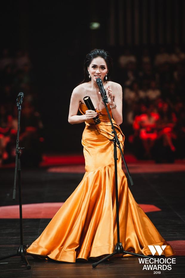 Hương Giang chính thức được vinh danh tại WeChoice Awards, trở thành nghệ sĩ có hoạt động nổi bật nhất năm 2019 - Ảnh 2.