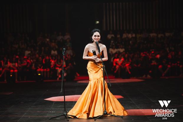 Hương Giang chính thức được vinh danh tại WeChoice Awards, trở thành nghệ sĩ có hoạt động nổi bật nhất năm 2019 - Ảnh 4.