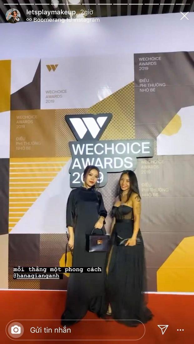 Loạt hot girl đình đám check-in WeChoice Awards: Ai cũng lộng lẫy, riêng thần thái kiêu sa của Huyền Baby xứng đáng 10 điểm trong rừng nhan sắc - Ảnh 5.