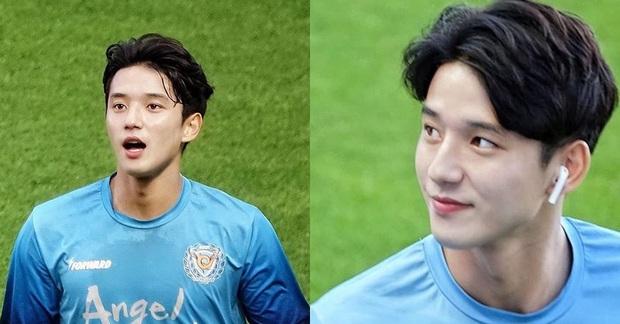 Hot như tuyển Hàn Quốc tại VCK U23 châu Á: Đội hình toàn nam thần, đi đá bóng có nhất thiết cần đẹp như thế này không! - Ảnh 11.