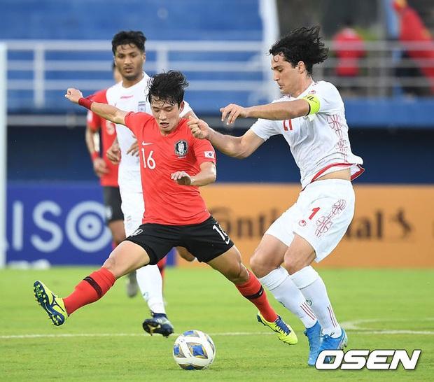 Hot như tuyển Hàn Quốc tại VCK U23 châu Á: Đội hình toàn nam thần, đi đá bóng có nhất thiết cần đẹp như thế này không! - Ảnh 9.