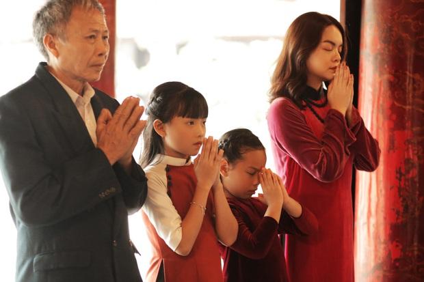 Phạm Quỳnh Anh lặn lội khắp 2 miền Nam Bắc để quay MV Tết, lần đầu mang bé Tuệ Lâm cùng chung vui với dàn thí sinh The Voice Kids! - Ảnh 5.