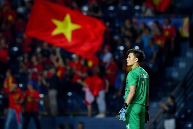 Thủ môn Bùi Tiến Dũng: Các đối thủ đã không còn coi thường Việt Nam - Ảnh 5.