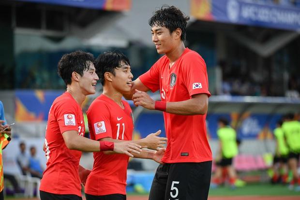 Hot như tuyển Hàn Quốc tại VCK U23 châu Á: Đội hình toàn nam thần, đi đá bóng có nhất thiết cần đẹp như thế này không! - Ảnh 1.