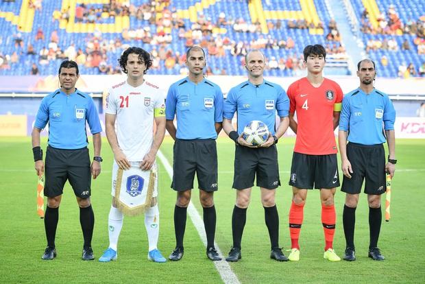 Hot như tuyển Hàn Quốc tại VCK U23 châu Á: Đội hình toàn nam thần, đi đá bóng có nhất thiết cần đẹp như thế này không! - Ảnh 3.