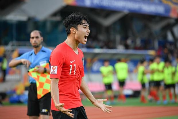 Hot như tuyển Hàn Quốc tại VCK U23 châu Á: Đội hình toàn nam thần, đi đá bóng có nhất thiết cần đẹp như thế này không! - Ảnh 6.