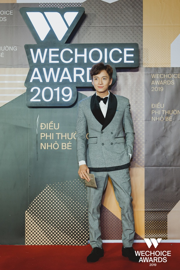 Dàn sao Cuộc đua kỳ thú hội tụ tại WeChoice Awards 2019 nhưng chỉ mỗi đội Cam là có hình chụp chung - Ảnh 2.
