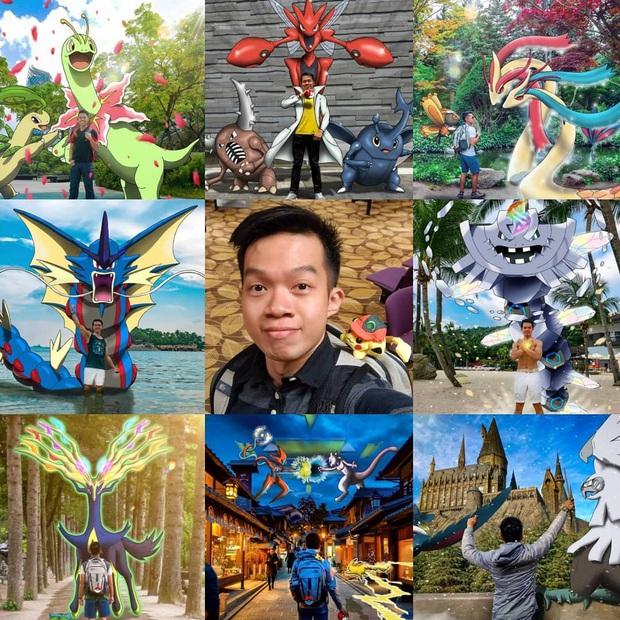 """Đi du lịch với… Pokemon? Chuyện nghe vô lý nhưng thực ra lại rất thuyết phục bởi bàn tay photoshop """"thần thánh"""" của chàng trai này - Ảnh 17."""