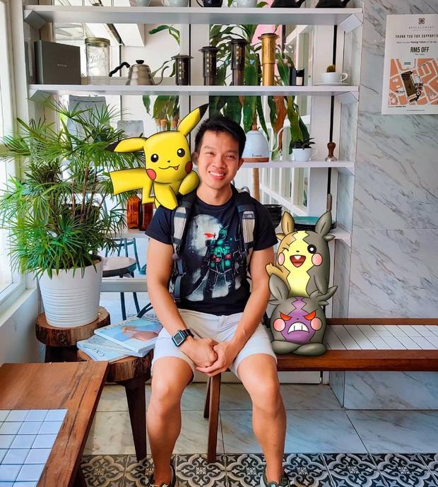 """Đi du lịch với… Pokemon? Chuyện nghe vô lý nhưng thực ra lại rất thuyết phục bởi bàn tay photoshop """"thần thánh"""" của chàng trai này - Ảnh 3."""