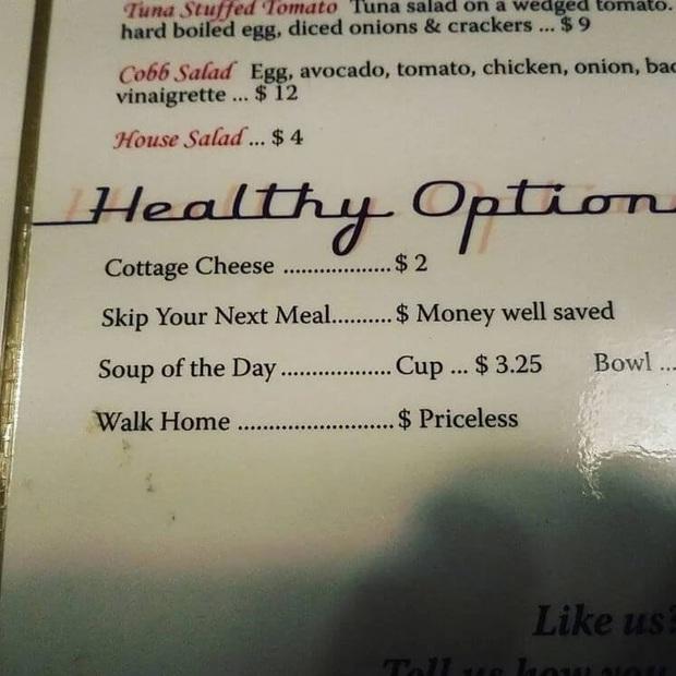 Nhà hàng chỉ rình thu thêm tiền phụ phí của khách nếu như họ lỡ mồm hỏi ngu - Ảnh 3.