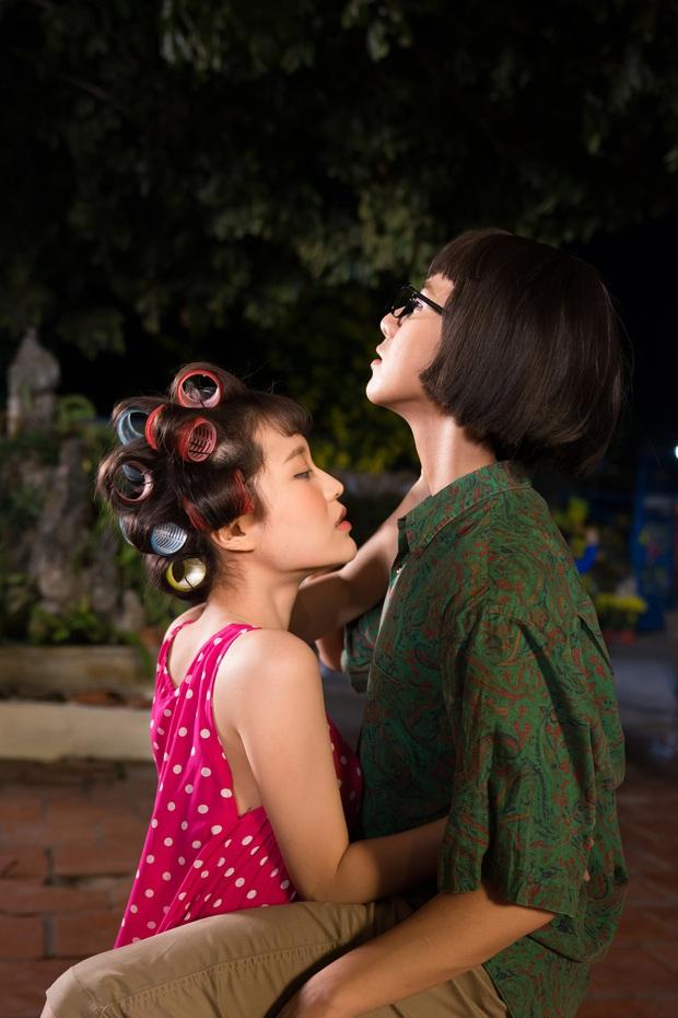Tùng Maru tự dìm bằng cách... giả gái, song ca cùng Han Sara cực lầy trong bản nhạc Tết nghe thôi đã thấy Tết về của team DTAP - Ảnh 3.