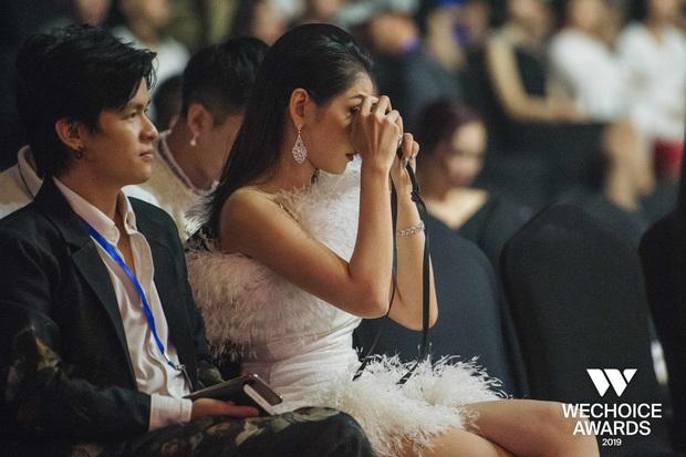 Đam mê như Chi Pu: Ngồi dự WeChoice Awards vẫn miệt mài chụp ảnh film, chưa biết thành quả ra sao nhưng tâm huyết thì có thừa! - Ảnh 1.