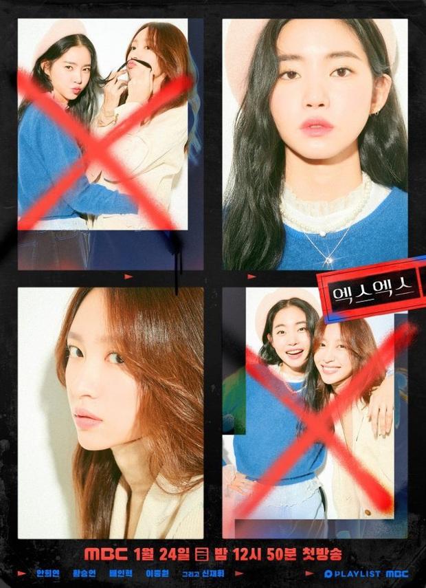 Cực hóng drama bách hợp của MBC, hai chị đẹp khô máu lẫn nhau cho nam chính ra hết chuồng gà? - Ảnh 7.