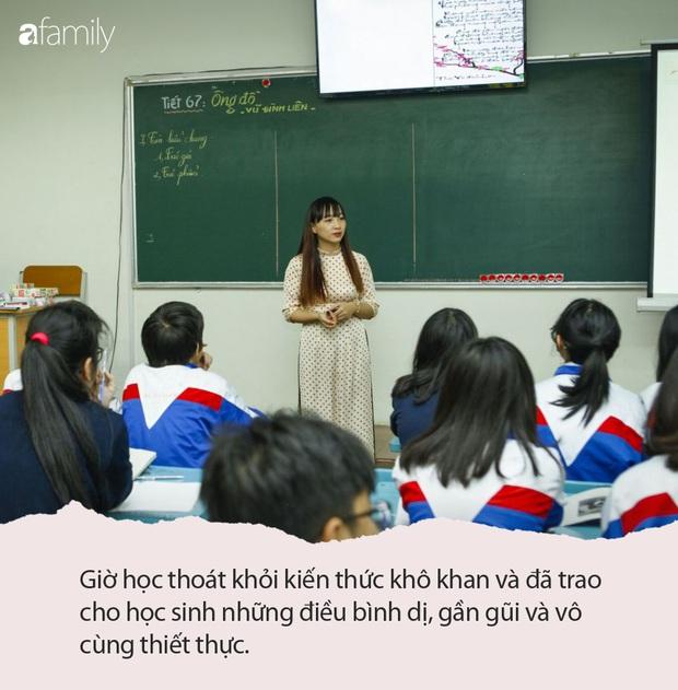 Cho cả lớp xem 1 đoạn phim bí mật, cô giáo Văn khiến học trò bật khóc nức nở, buổi họp phụ huynh sắp tới dự kiến đầy nước mắt - Ảnh 1.