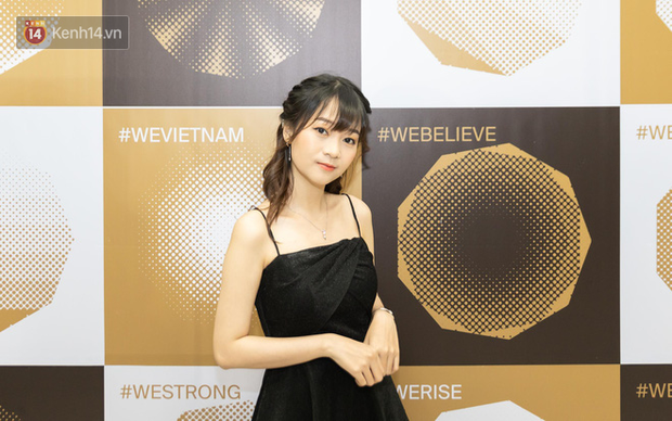 Minh Nghi, Hạ Mi, Chi Chi... mỗi người một vẻ, mười phân vẹn mười trên thảm đỏ gala WeChoice Awards 2019, cả làng game đứng ngồi không yên - Ảnh 3.