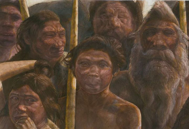 Con người đã từng đứng trước bờ vực của sự tuyệt chủng? - Ảnh 3.