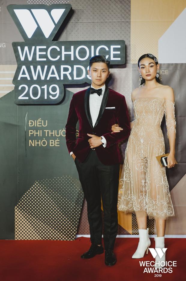 Dàn sao Cuộc đua kỳ thú hội tụ tại WeChoice Awards 2019 nhưng chỉ mỗi đội Cam là có hình chụp chung - Ảnh 19.