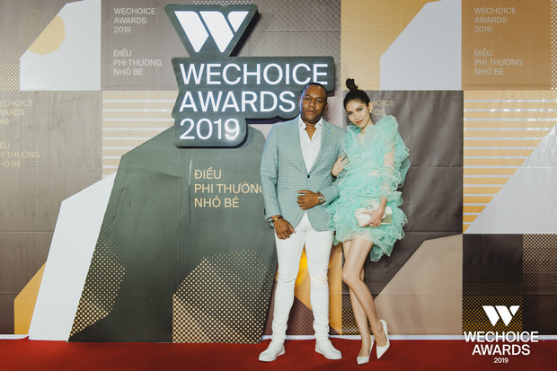 Dàn sao Cuộc đua kỳ thú hội tụ tại WeChoice Awards 2019 nhưng chỉ mỗi đội Cam là có hình chụp chung - Ảnh 20.