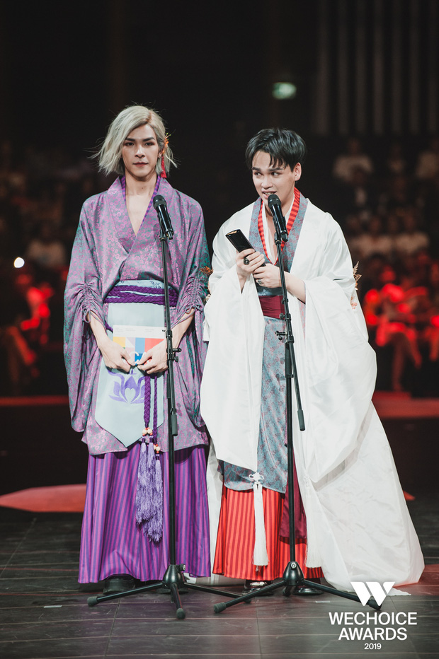 Loạt khoảnh khắc không đẹp không tính tiền của Denis Đặng tại WeChoice Awards 2019 - Ảnh 7.