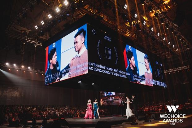 Siêu trí tuệ Việt Nam chính thức được vinh danh là TV Show của năm tại WeChoice Awards 2019 - Ảnh 3.